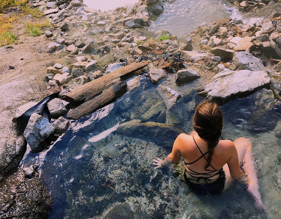 Guide to Idaho's Best Natural Hot Springs