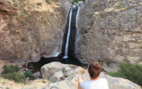 Jump Creek Falls : Caves, Trails and Swimming Holes