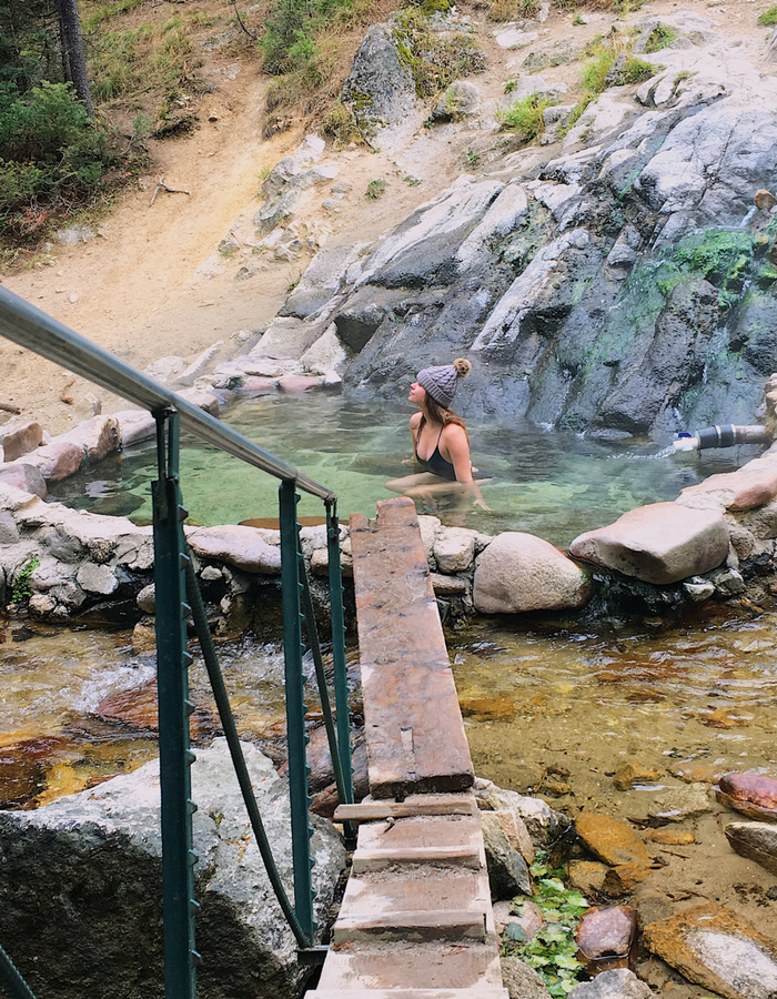 Guide to Idaho's Best Natural Hot Springs - Reckless Roaming