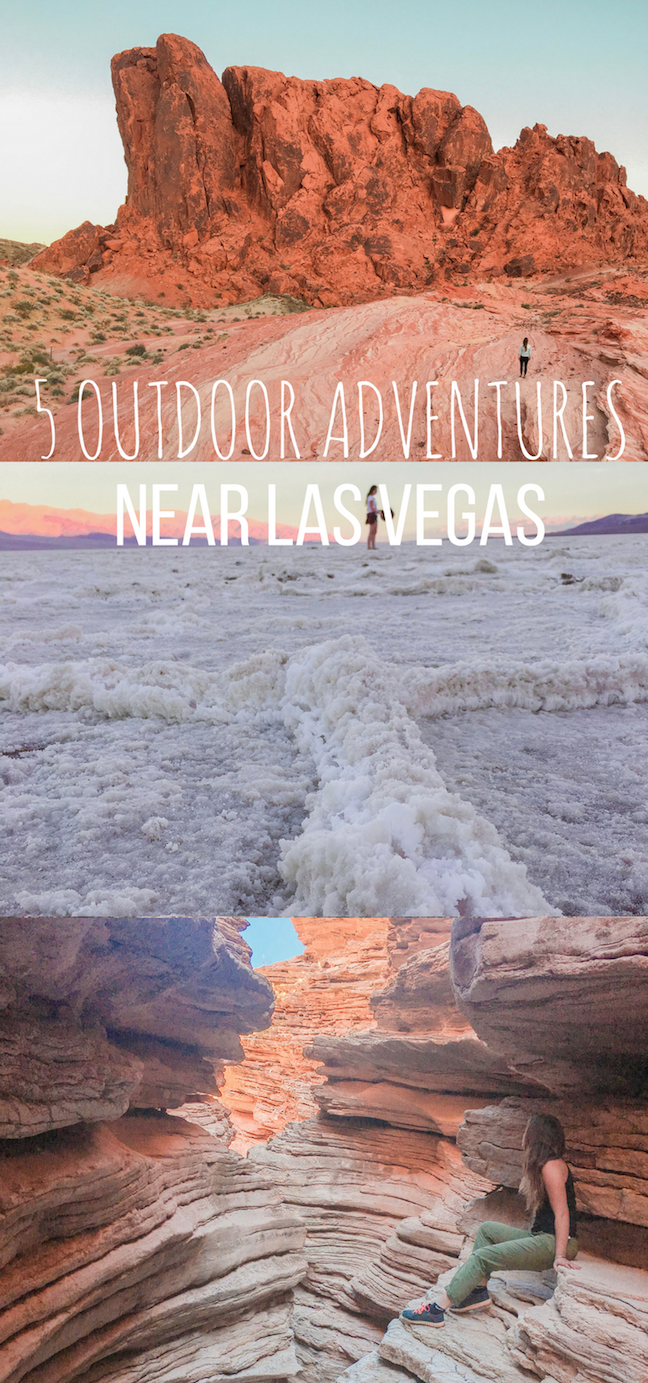 5 Outdoor Activities Near Las Vegas