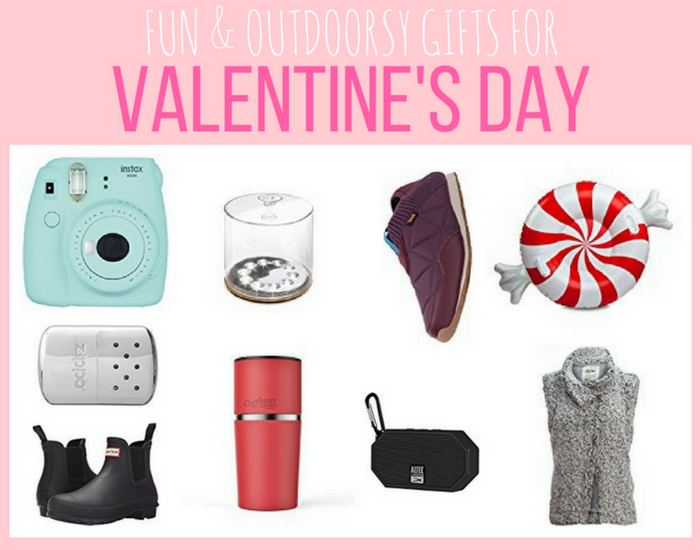 19 Fun And Outdoorsy Valentine's Gifts for Her