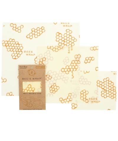 Beeswax Wrap: an easy, reusable alternative to plastic wrap or cling wrap